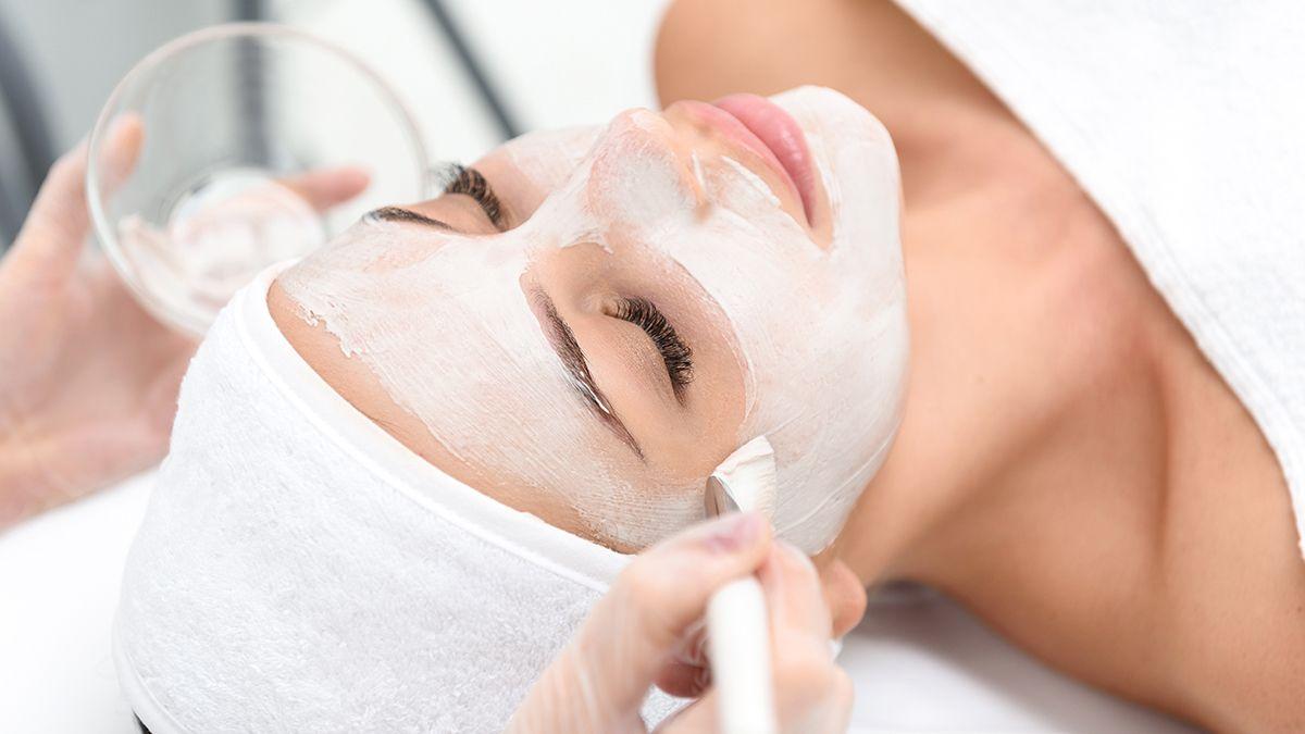 Альгинатная маска для лица: что это такое